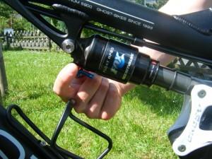Bike Tuning Dämpfung