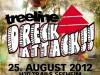 Event-Flyer Dreck Attack 2012
