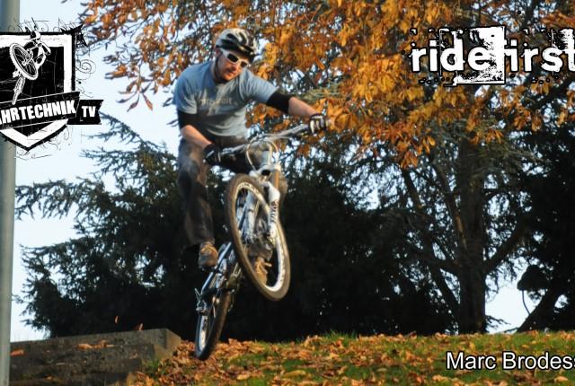 MTB Fahrtechnik NRW Ridefirst: Neues für 2016