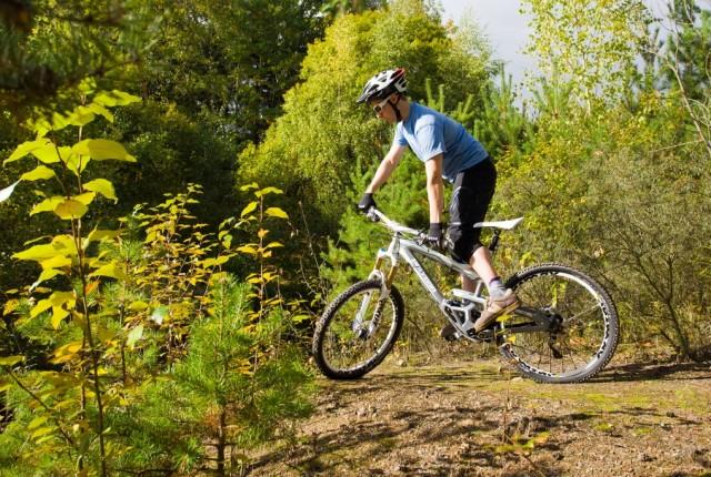 MTB Fahrtechnik NRW Ridefirst mit Coach Marc Brodesser