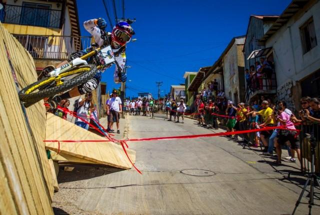 Filip Polc am Wallride - Foto: Piva - Red Bull Content Pool