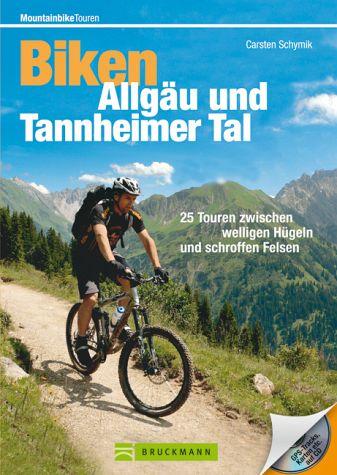 MTB Allgaeu Buch Carsten Schymik