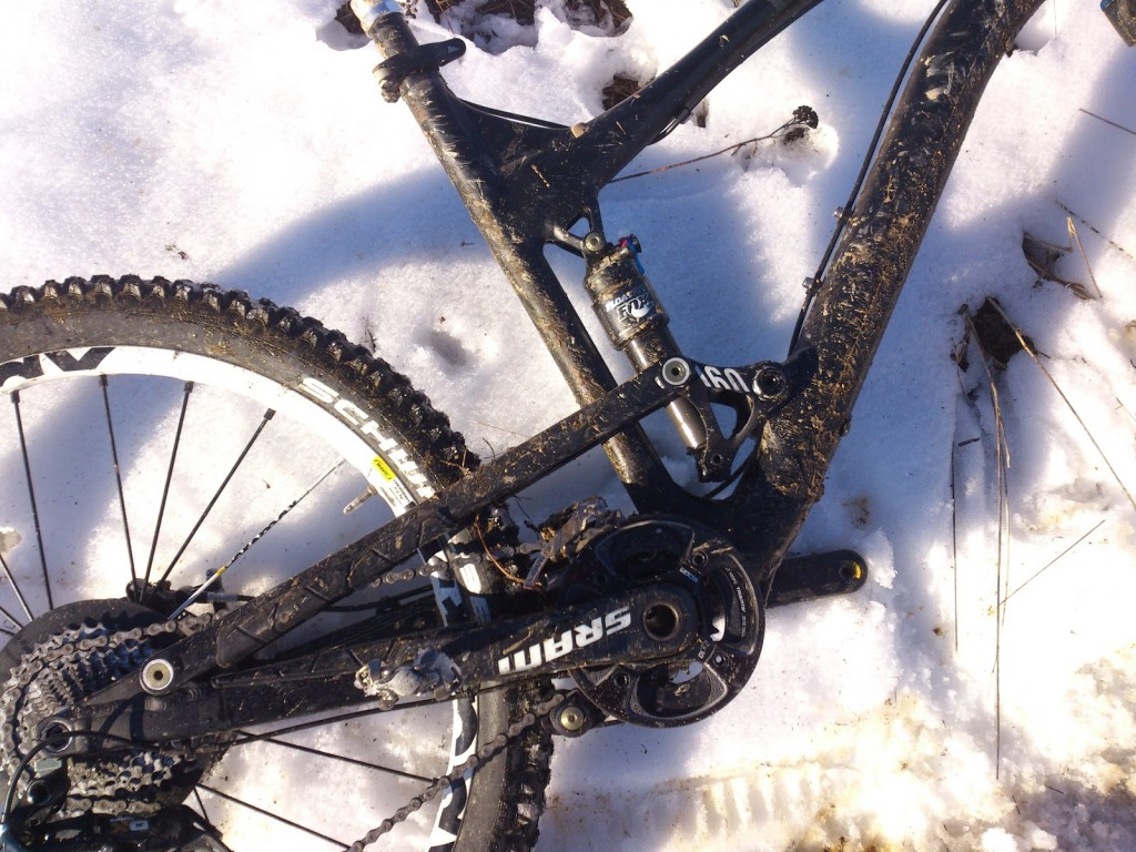 Canyon Strive ESX 9.0 Test