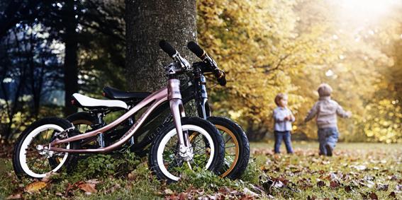 MORES Petitpierre Laufrad für Kinder