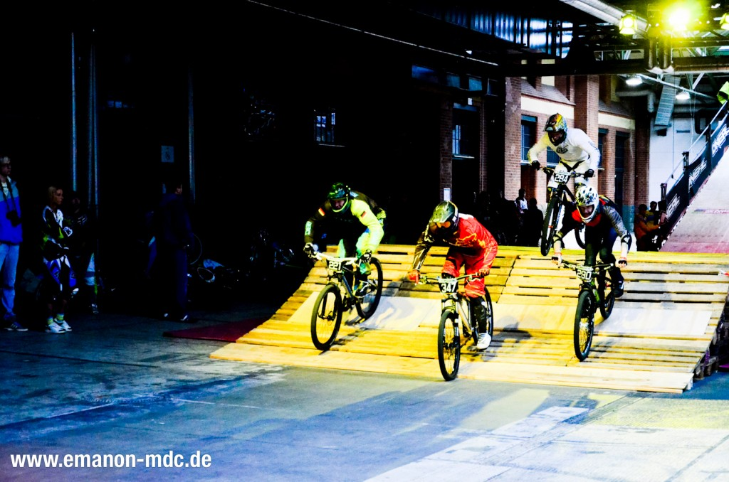 Emanon-MDC Berlin 2014 4X-Racing