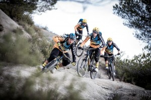 Canyon Factory Enduro Team 2013