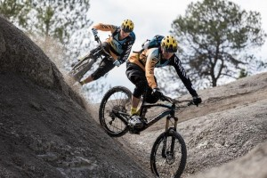 Canyon Factory Enduro Team Strive