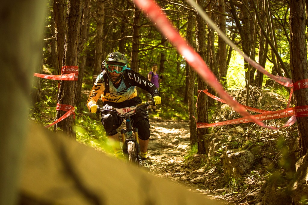 Specialized-SRAM Enduro Series Riva