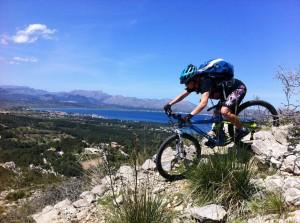 Singletrail Camps Mallorca 2013 roxybike