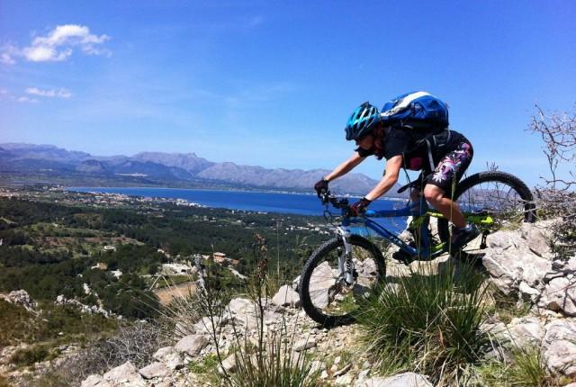 Singletrail Camp Mallorca 2013 Roxybike