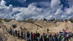 Red Bull Berg Line 2013 Course