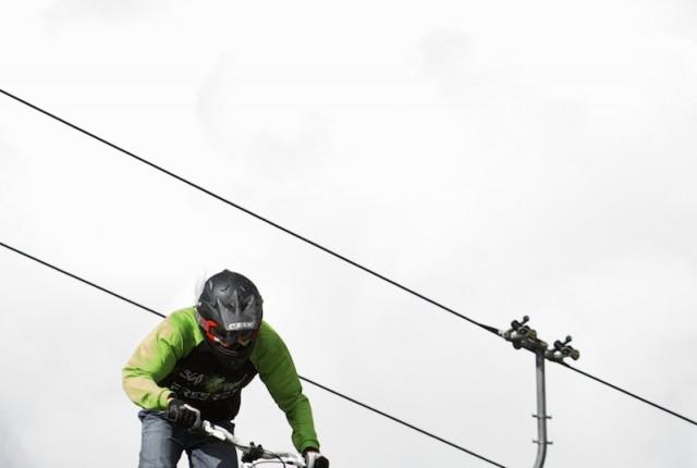 Livigno Bikepark 2013 - Action!