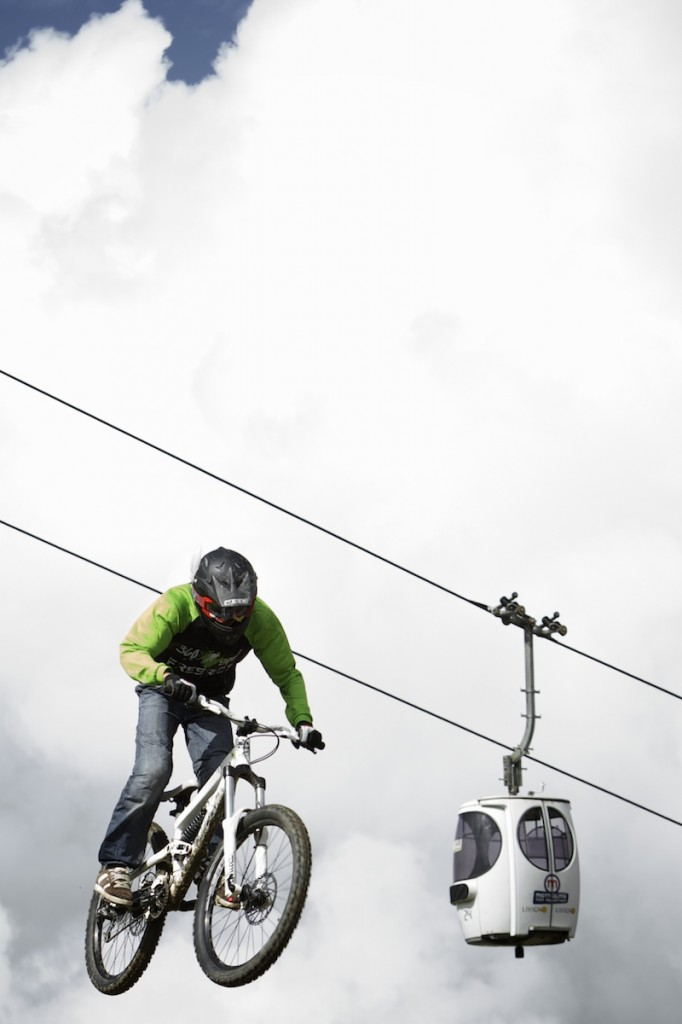 Livigno Bikepark 2013
