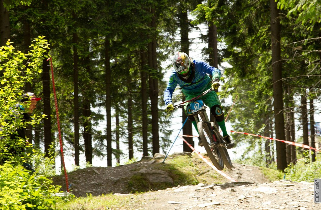 Bikepark Willingen Downhill Strecke