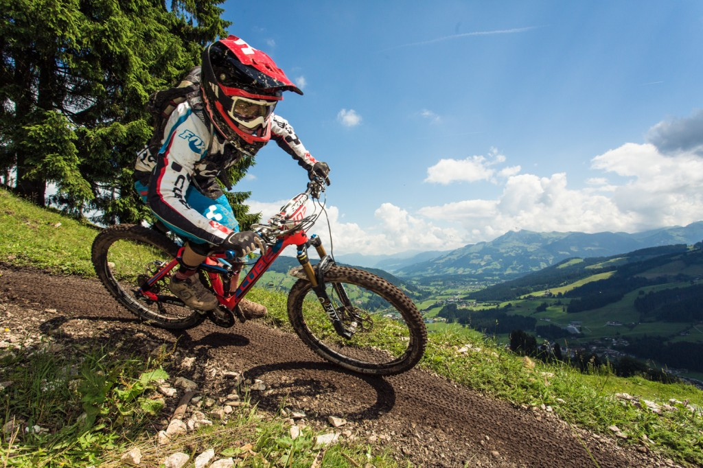 Action Kirchberg - Specialized-SRAM Enduro Series