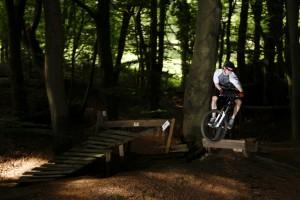 Wald-Action mit Marc Brodesser - Foto: Johannes Herden Photography