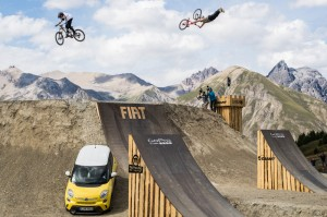 "Fiat Nine Knights MTB 2013 -€"" Contest Day"