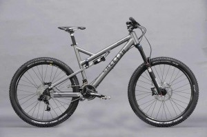 Cheetah Bikes 2014 All Mountain MountainSpirit AM 275