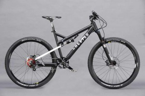 Cheetah Bikes 2014 All Mountain MountainSpirit AM29