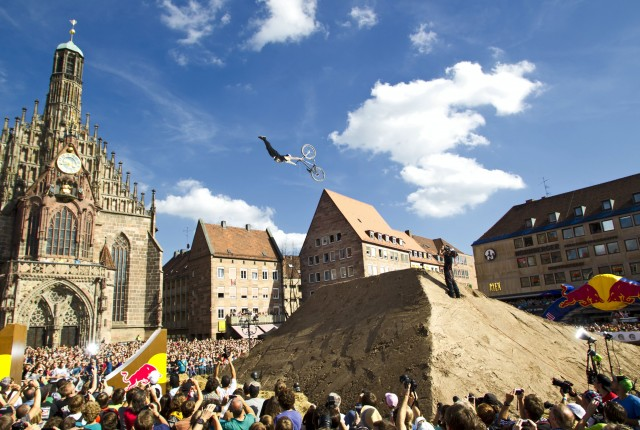 Der Red Bull District Ride 2014 kommt! Foto: Markus Greber/Red Bull Content Pool