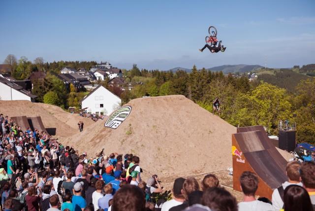 Hall Of Dirt 2014 - Brett Rheeder ist am Start! Foto: Bartek Wolinski