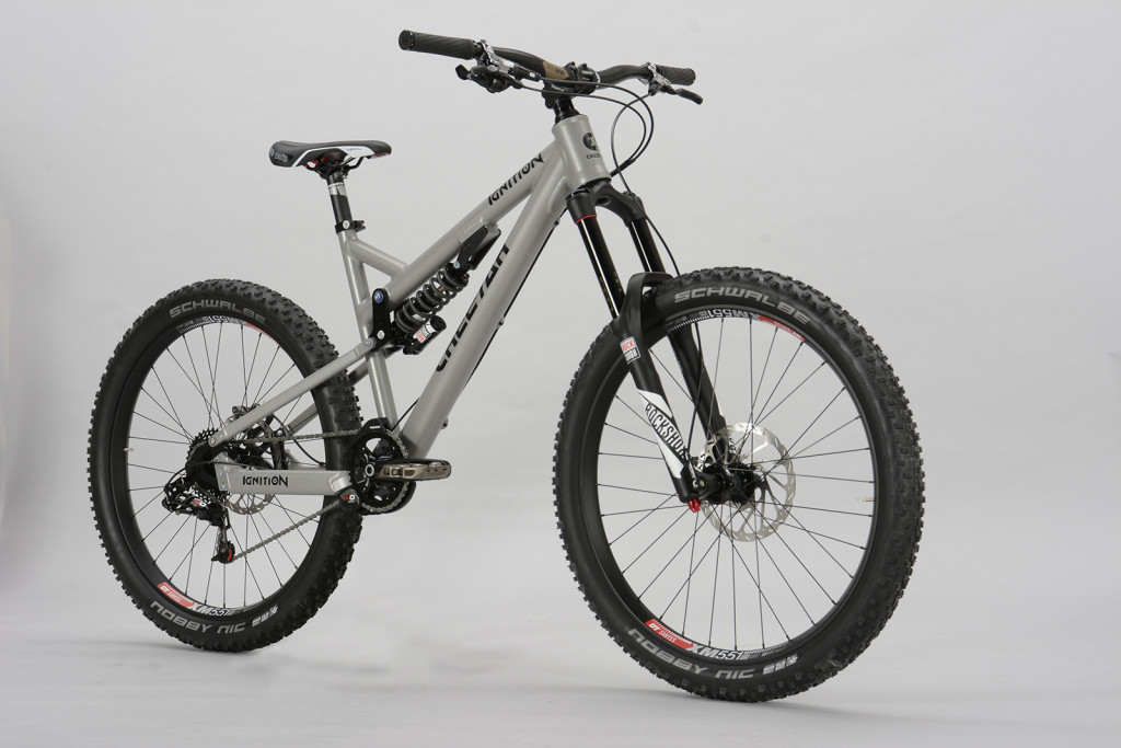 CHEETAH Mountainbikes Modelljahr2016 IGNITION