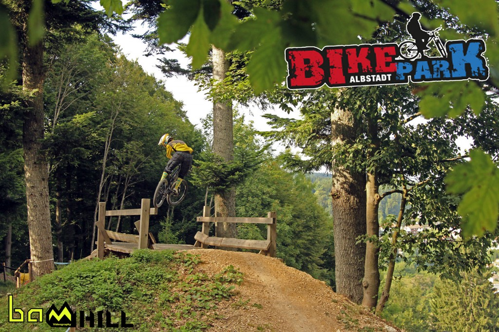 Bam Hill Bikepark Albstadt Video