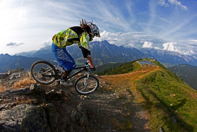 "MTB Leogang Video – neue Webserie ""Moments of Contrast"""