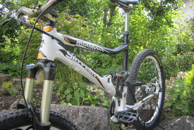 Verkauf: Mongoose Slayton 2012 Custom M 26″