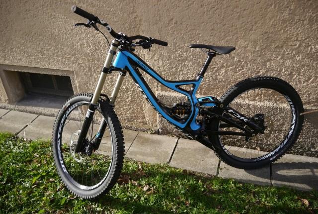 Specialized Demo 8 i Carbon 2014 *1-mal gefahren*