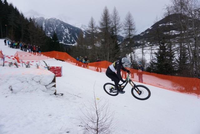 Snow-Racing: LINES schneefräsn DH-Rennserie 2018