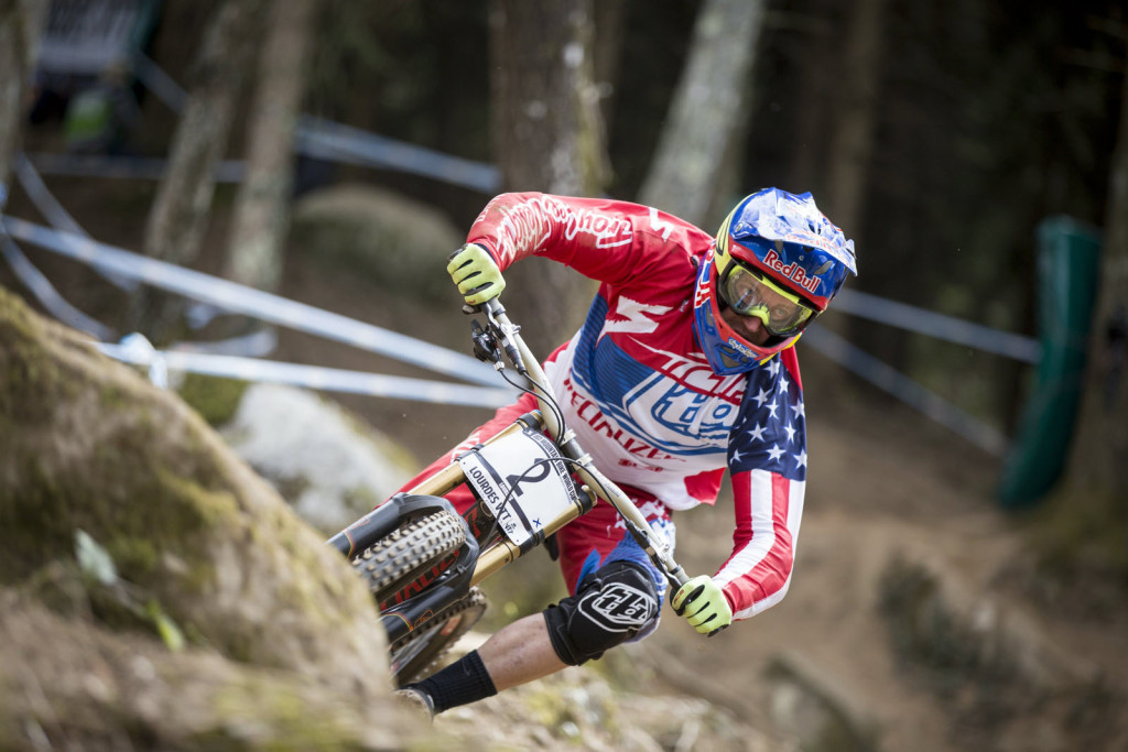 Aaron Gwin- Action