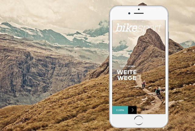 bikesport App 2.0 – Digitale Ausgabe gratis online!