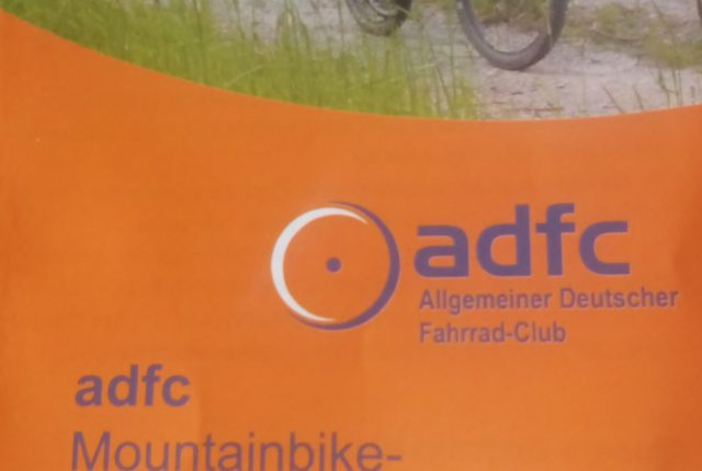 Fortbildung: ADFC Mountainbike Guide 2017 (Rhön)