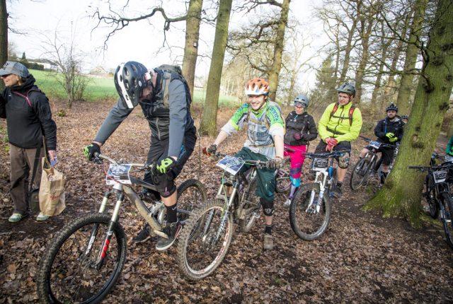 Happy X-Mas: Loose Riders Winter Bike Challenge