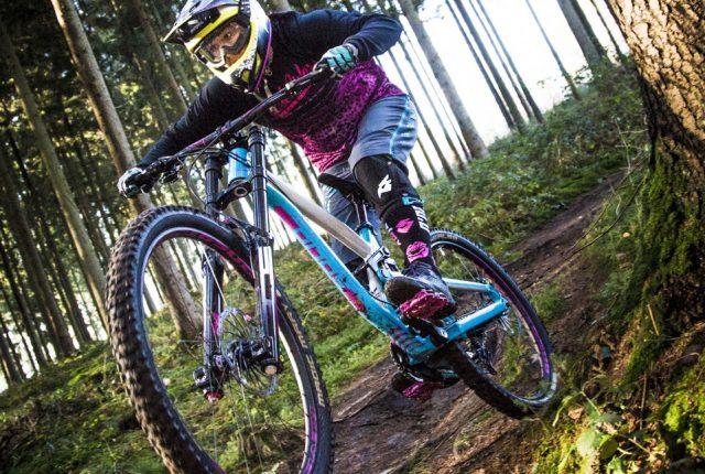 """FLARE EVO – das """"Mädlerädle"""" von Solid Bikes"""