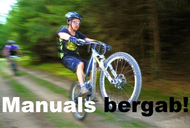 How-To-Video: Bergab Manuals meistern!