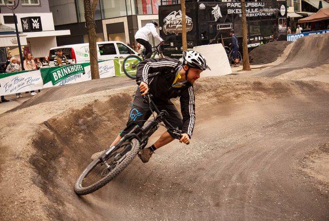 MTB-Parcours & Race: E-BIKE Festival Dortmund 2018