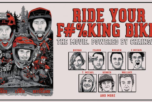 "Film: Fox Racing ""Ride your f###ing bike"""
