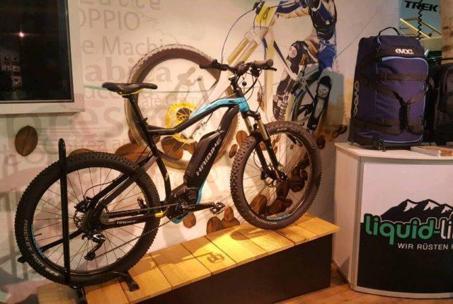 Mit Strom: Haibike XDuro HardSeven Plus RC 2016