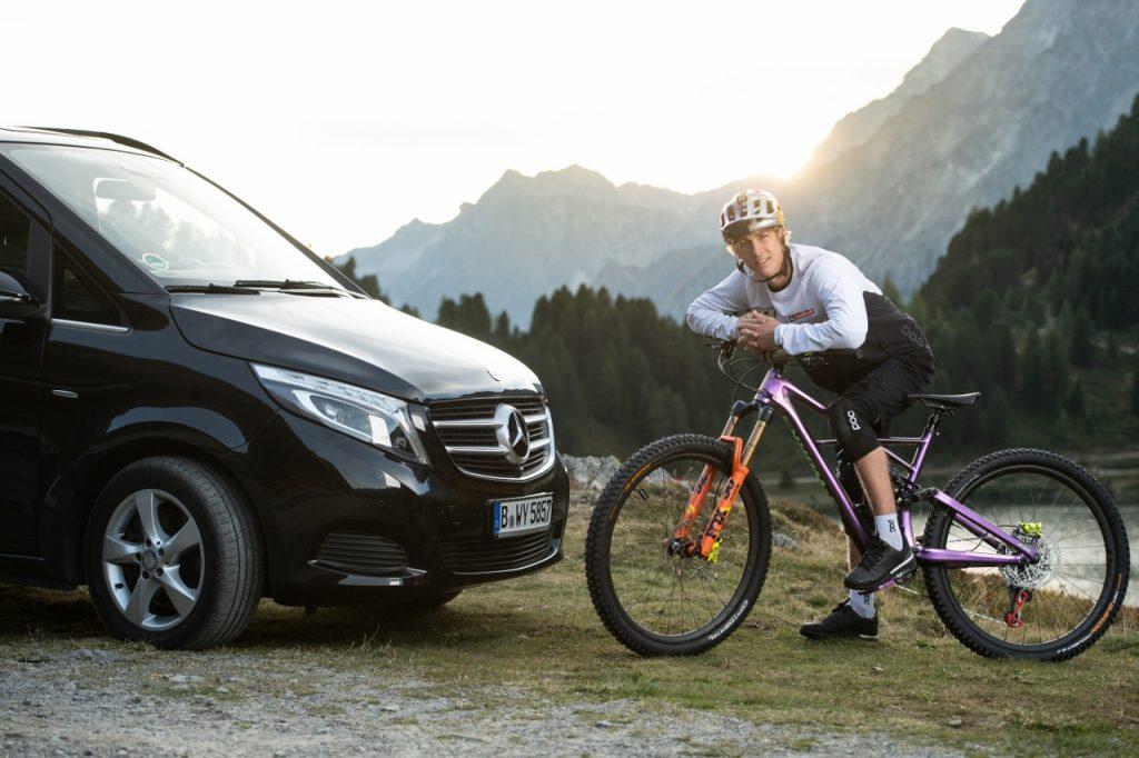 Fabio Wibmer Bike
