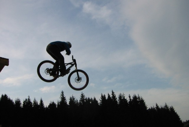 Bikepark Winterberg als Deutschlands Whistler