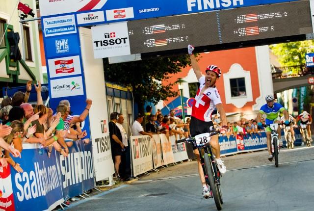 Schweizer Triumph auch im XCE - Foto: Ale Di Lullo