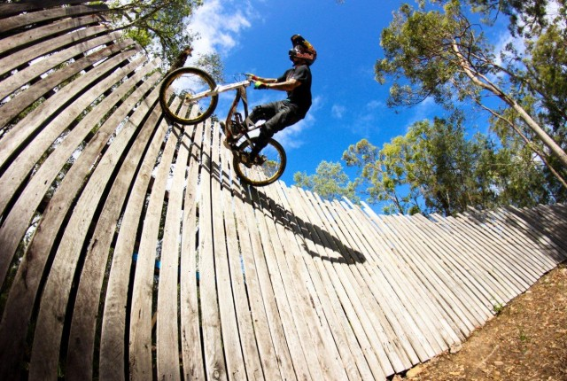 Wallride Andreu Lacondeguy Neuseeland