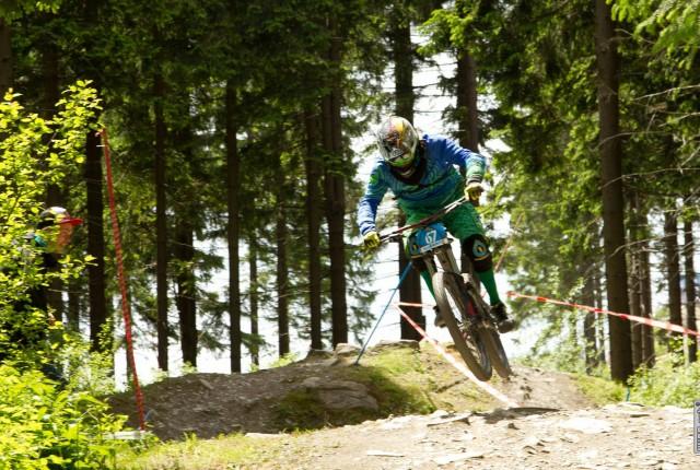 Ridefirst-Coach Sascha Bamberg in Willingen - Foto: Wipp Art