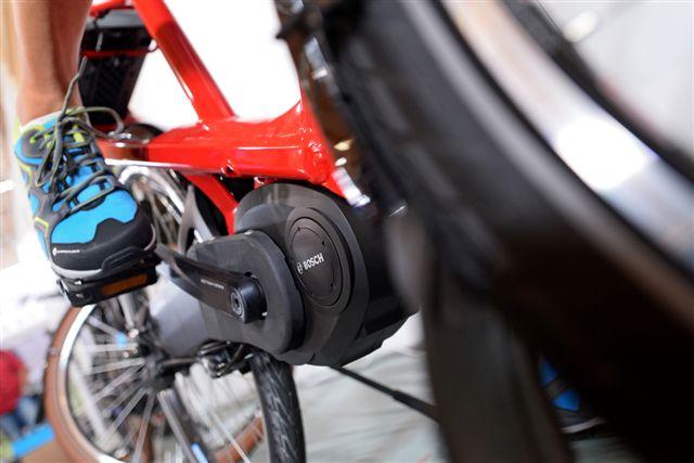 E-Bikes im Trend - auch im MTB-Bereich!