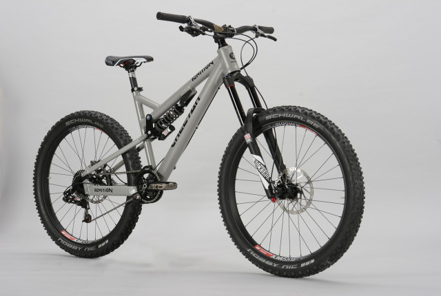 Cheetah Bikes News – Freeride-Waffe Ignition