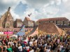 Brett Rheeder über Nürnberg - Foto: Markus Greber / Rede Bull Content Pool