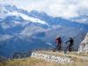 MTB Transalp Bormio: Ein Ort für Trail & mehr