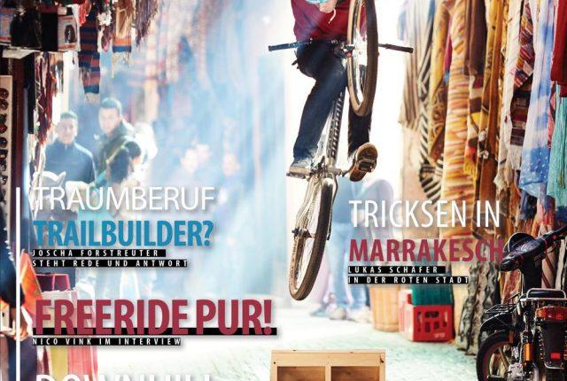 Lesestoff: Gravity MTB Magazine Ausgabe #38
